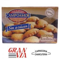 Pastas artesanas de Arriondas sin azúcar Campoamor