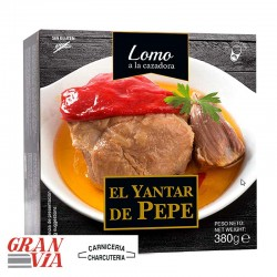 Pollo a la cazadora El Yantar de Pepe 380 gr.