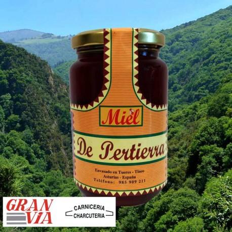 Miel asturiana  de Tineo De Pertierra envase 1/2 Kg.