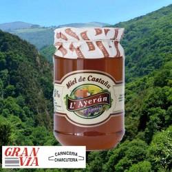 Miel asturiana de Castañu  L'Ayerán  1/2 Kg. Comprar online.