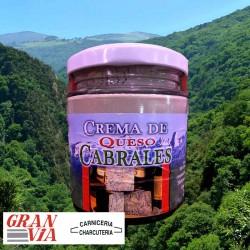 Crema de queso cabrales de Angel Díaz Herrero