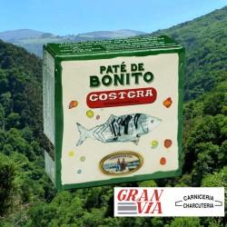 Paté de bonito del Cantábrico - Costera