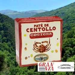 Paté de centollo del Cantábrico - Costera