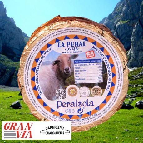 Queso Peralzola - Queso Asturiano de la Peral