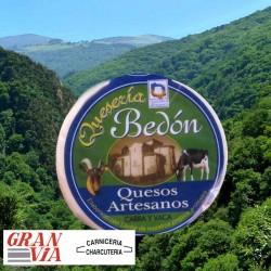 Queso Bedón mezcla de Cabra y Vaca 500 gr.