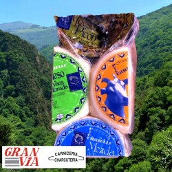 Tabla de quesos asturianos Picu Urriellu