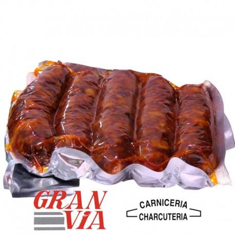 Chorizo de gochu asturcelta de elaboración propia 5 unidades