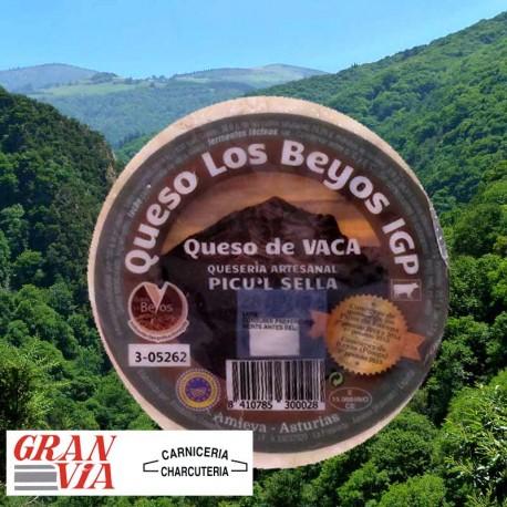 Queso de Los Beyos Picu'l Sella 400 gr.