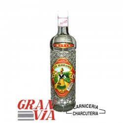 Anís Dulce destilado Los Serranos 1 litro