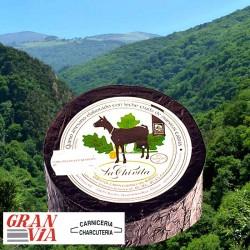 Queso asturiano de cabra La Chivita 500gr.